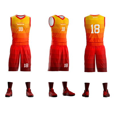 Basketball Jersy Wholesaler